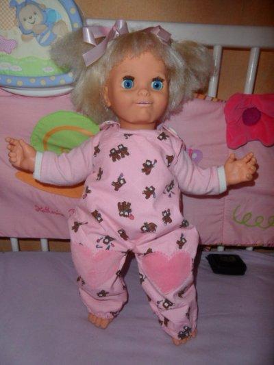 Mon bébé de Lansay
