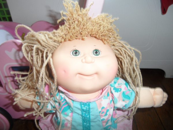 cabbage patch kid