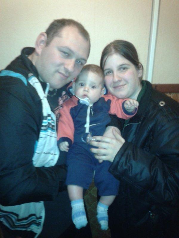 Moi , ma femme , mon fils , ma vie