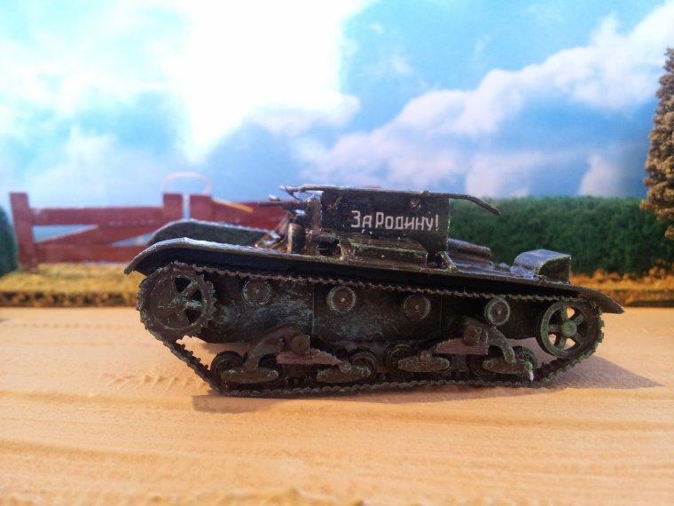 T 26 TN de reconnaissance