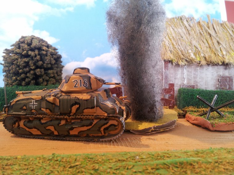 clin d'oeil à dioramas-militaires et Yann2A !
