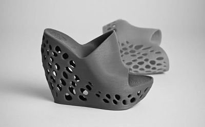 eae01a44e4 3D printing the next day wearing new shoes high heels - About metal ...