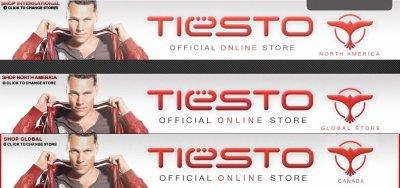 Tiesto Official Online Store