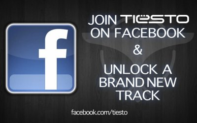 Tiesto Speed Rail - Devenir un fan de Tiësto sur facebook