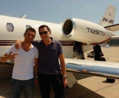 Présentation de l'équipe Tiësto