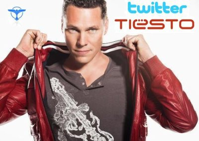 Tiësto On Twitter - Oct 5th!