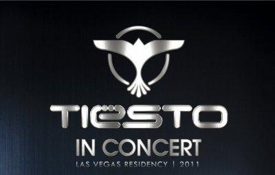 Tiësto In Concert de résidence a annoncé à l'articulation, Las Vegas!