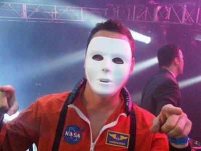 Tiesto @ Halloween 2010