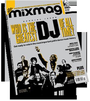 Tiësto blog pour Mixmag : Janvier 2011