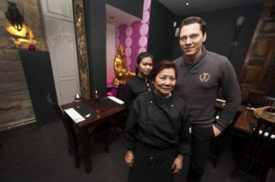 Tiesto préfèrent Thai Food - Interview de BNDeStem.nl