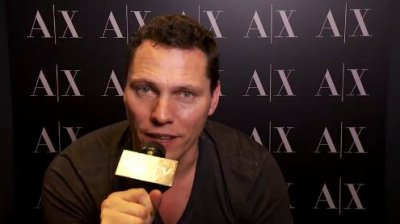 A|X MUSIC PRESENTS TIËSTO LIVE FROM A|X SOUTH BEACH - Interview