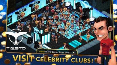 Tiësto est aussi dans le nouveau jeu ClubWorld