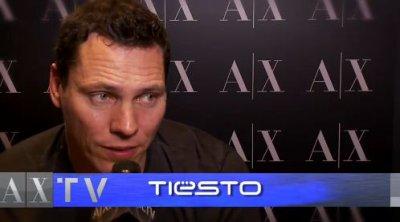 Tiësto lance A|X Music Series