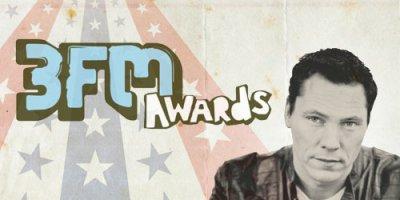 Tiësto gagne 3FM Award 2011 : Meilleur artiste de la danse (NL)