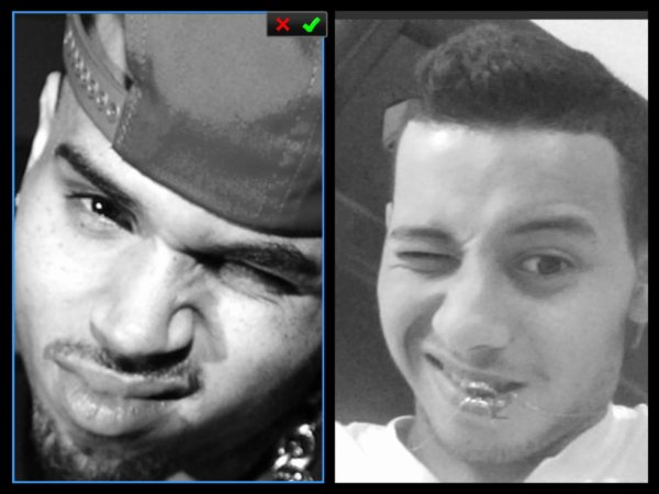 chris brown  ........ Abdel