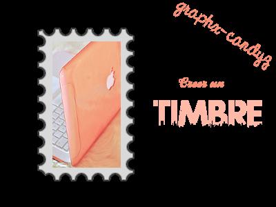Créer un timbre