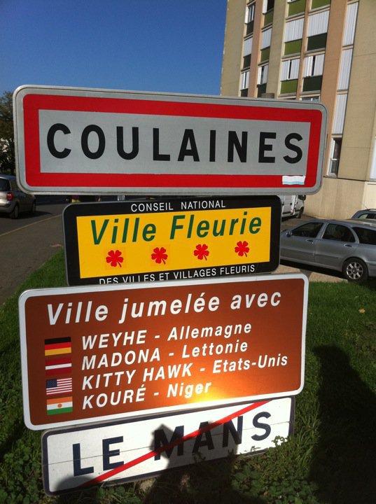 Coulaines - Blog de Le-mans-Zup72