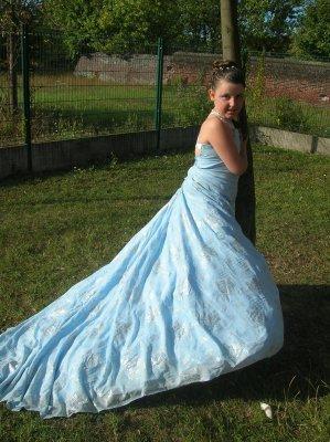 Robe fete 10 ans