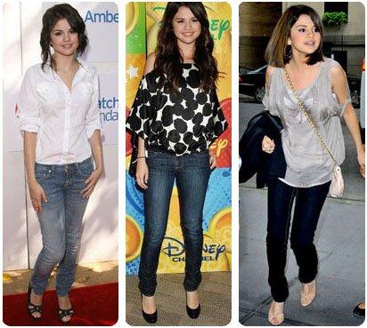 Voila Donc Selena Gomez