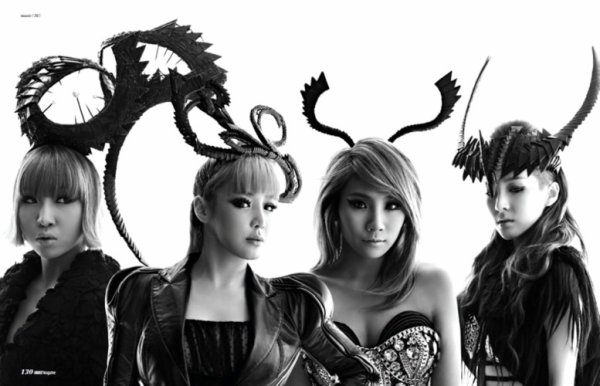 Korean Girls Band