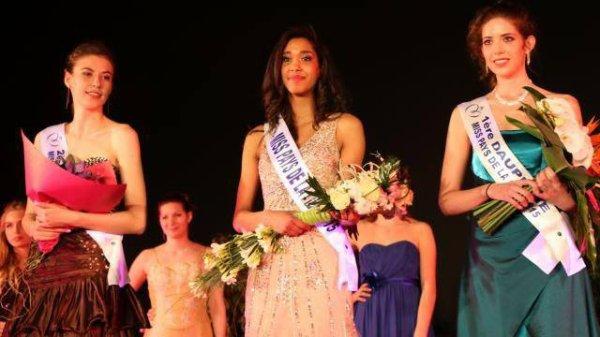 Marine François - Miss Pays de la Mée 2015 !