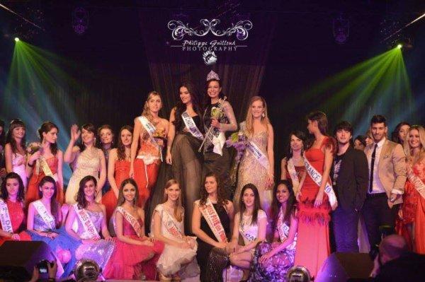 Miss Châtillon 2015 - Malaury Gomes !