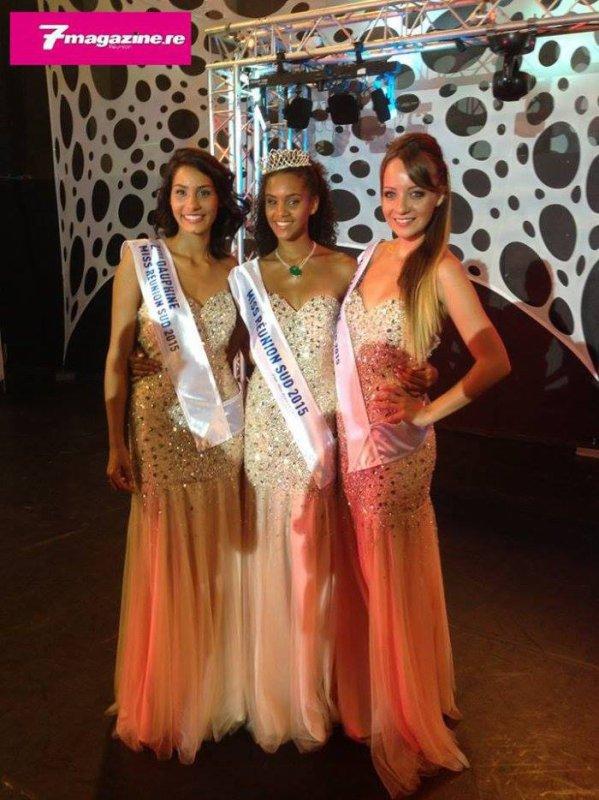 Steacy Sarpedon - Miss Réunion-Sud 2015 !