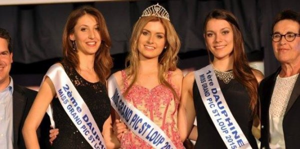 Anaïs Celma - Miss Grand Pic Saint-Loup 2015 !