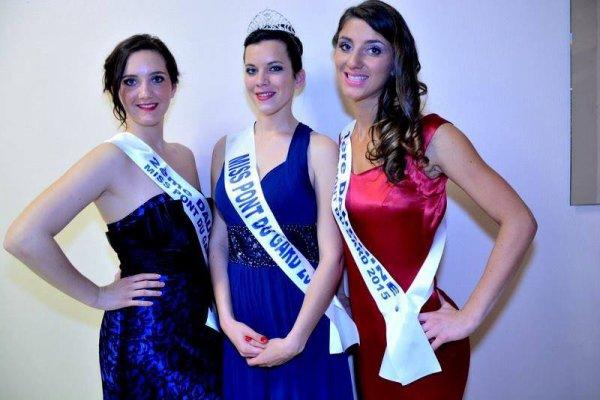 Camille Trottior - Miss Pont du Gard 2015 !