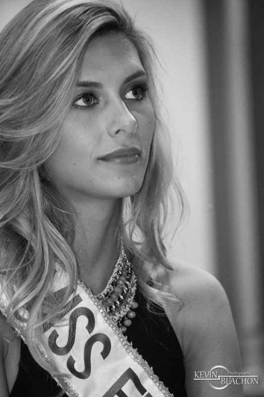 Miss France 2015, Camille Cerf