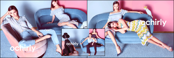 Bella Hadid a poser pour « Orchily 2018 » en compagnie de Kendall Jenner !