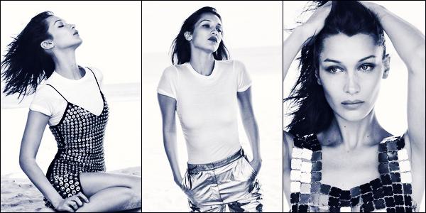 Bella Hadid fera la couverture de « Allure » pour le mois de - Septembre !