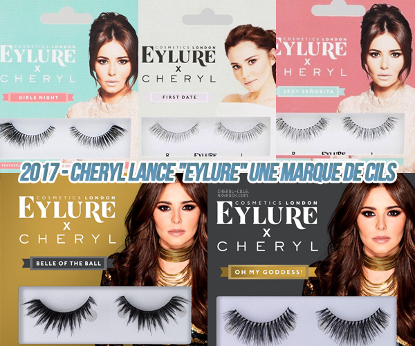 . 09/03/17 : Eylure by Cheryl          .