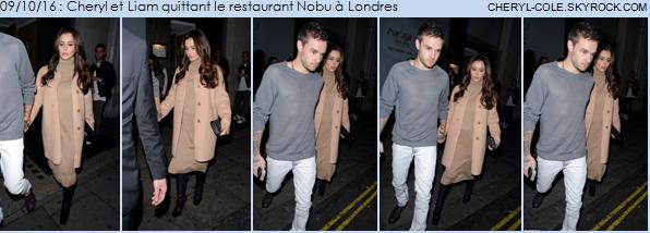 09/10/16 : Nobu, Londres
