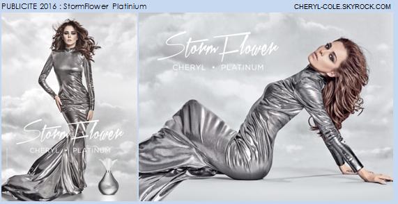 PUBLICITE : StormFlower Platinium