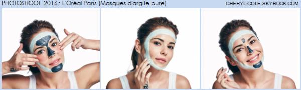 PHOTOSHOOT : Cheryl pose pour L'Oréal Paris en 2016