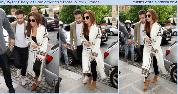 09/05/16 : Arrivée en France