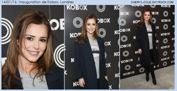 14/01/16 : Kobox, Londres
