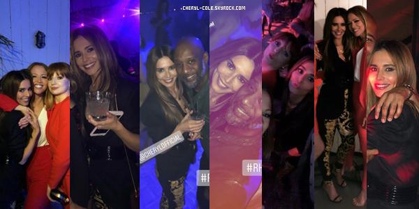 - 23/03/2019 : Cheryl Cole à l'anniversaire de Rochelle Humes à Soho Farmhouse, Great Tew, UK ! -