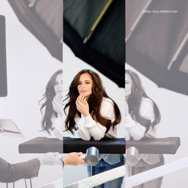 """"""" • Cheryl pose pour L'Oréal Paris dont elle est l'égérie, Août 2017 ! """""""