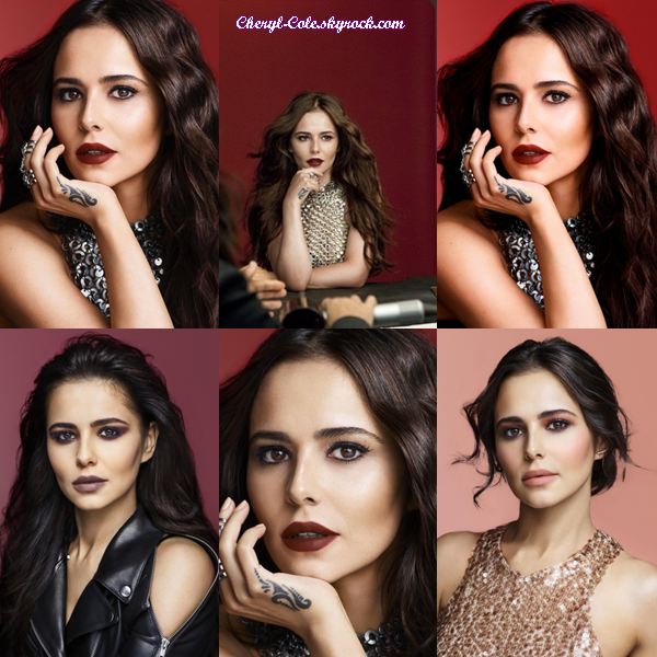 """ •PHOTOSHOOT Cheryl pose pour Jonas Bresnan, L'Oréal Paris Octobre 2017 ! """