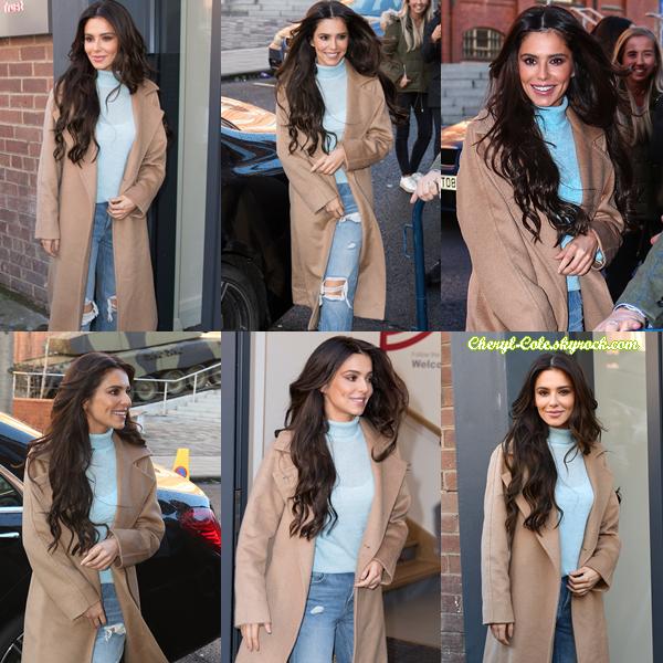 - 20/02/2018 : Cheryl ainsi que Liam arrivant et assistant à l'ouverture du centre Cheryl Trust's à Newscastle, Royaume-Uni ! Enfin une vraie sortie ça fait plaisir, un joli top pour la miss ! -