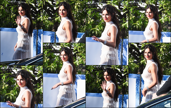 - 11/05/2018 : Cheryl Cole a été photographiée alors qu'elle quittait l'Hôtel Martinez àCannes ! -