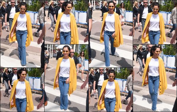 - 12/05/2018 : Cheryl Cole a été photographiée alors qu'elle se baladait sur la Croisette à Cannes ! -