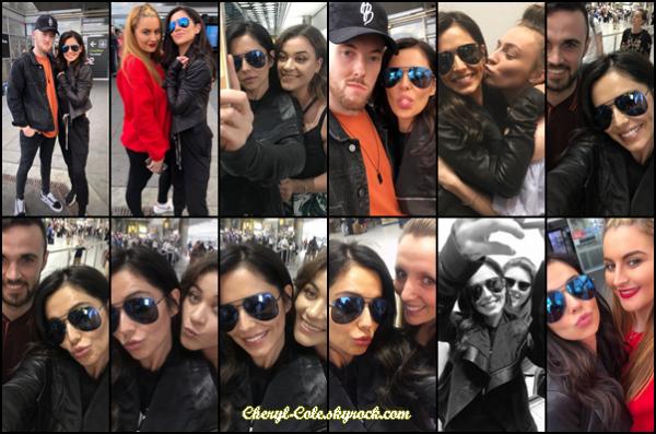- 23/07/2018 : Cheryl rencontrant et posant avec des fans à Dublin et à Londres. J'adore voir Cheryl sourire, elle est toute mignonne ! -