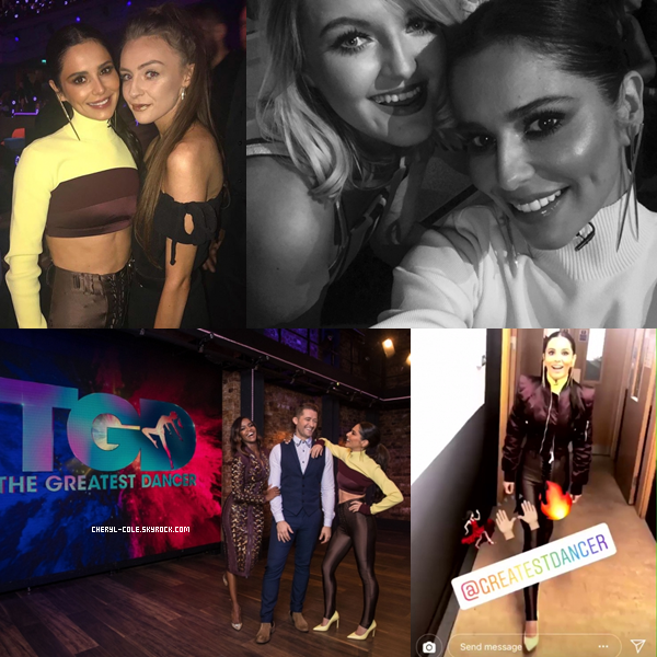 - 10/08/2018 : Cheryl lors du lancement de l'émission « The Greatest Dancer (Saison 1 2018-2019)» au International Convention Centre à Birmingham. Dommage qu'il  y ait peu de photos car Cheryl à l'air magnifique c'est tout de même un top pour la miss ! -