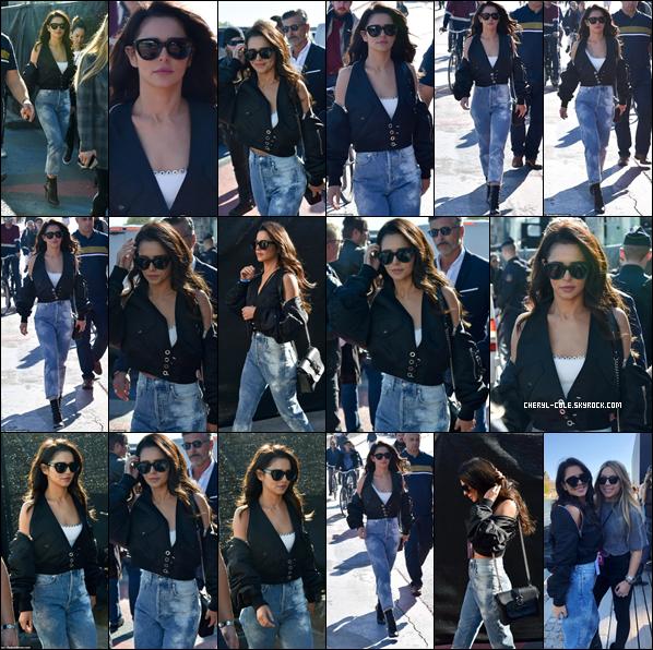 - 30/09/2018 : Cheryl se promenant dans les rues de Paris. J'aime beaucoup le style de Cheryl c'est un top ! -