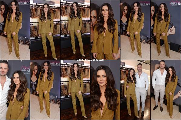 - 27/11/2018 : Cheryl était présente au lancement de « Cheryl x Easilocks » à l'hôtel Langham de Londres ! -