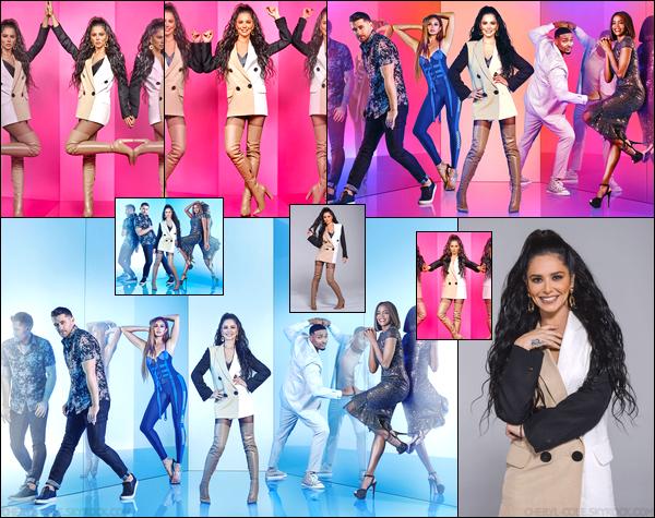- • SHOOT • Cheryl pose pourDavid Ellis pour l'émission « The Greatest Dancer » ! -