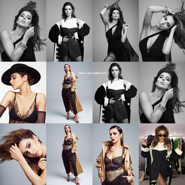 """"""" • SHOOT •Voici Cheryl pour plusieurs photographes dont Rachell Smith (FAULT) et un shoot pour Easilocks ! """""""